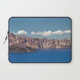 Crater Lake, Mount Mazama, Oregon, Northwest Mountain Laptop Sleeve