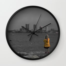 world citizen Wall Clock