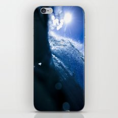 Cobalt Blue iPhone & iPod Skin