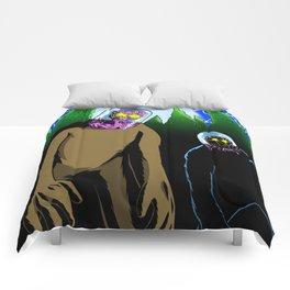 DRONESQUATCH Comforters
