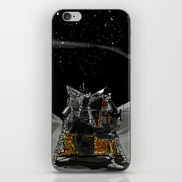 The quest for the Moon iPhone Skin