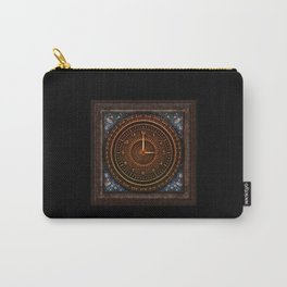 vintage clock_3 Carry-All Pouch