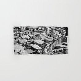 City Hand & Bath Towel