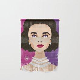 Elizabeth Taylor Wall Hanging