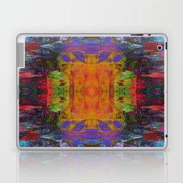 Cathedral Gorge Pattern Laptop & iPad Skin