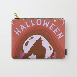 Halloween Lycanthrope Carry-All Pouch