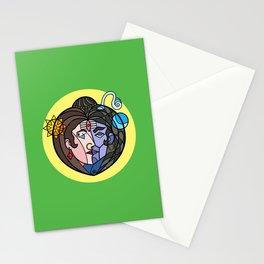 Shiva Parvati Stationery Cards