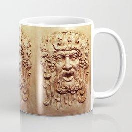 Face From a Fountain Coffee Mug