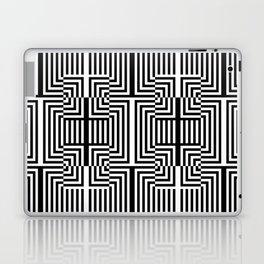 Op art pattern Laptop & iPad Skin