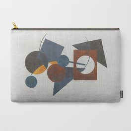 Constructivistic painting Carry-All Pouch