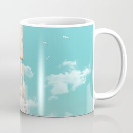 Lighthouse Levitaion Coffee Mug