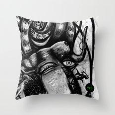 PYL 2 Throw Pillow