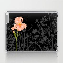 Iris Orange Laptop & iPad Skin