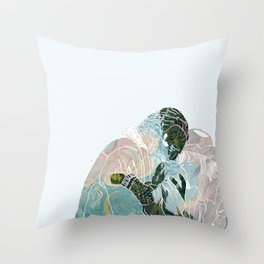Blessed Series Throw Pillow