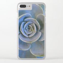 Succulant Danville California Clear iPhone Case