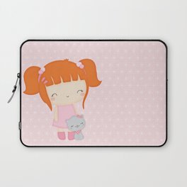 Ginger & minimaou Laptop Sleeve
