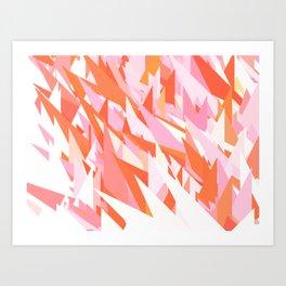 Morning Fire Art Print