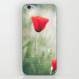 JOY iPhone Skin