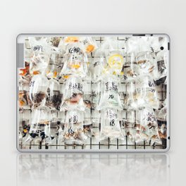 At The Goldfish Market Laptop & iPad Skin