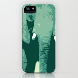 Elephant Tusk iPhone Case