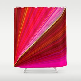 Abstract gragient texture. Shower Curtain