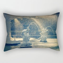 Savannah Forsyth Fountain Rectangular Pillow