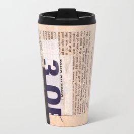 BOOKMARKS SERIES pg 334 Travel Mug