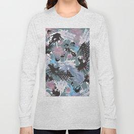 Splish Splosh Splat Long Sleeve T-shirt