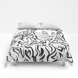 Face The Lion Comforters