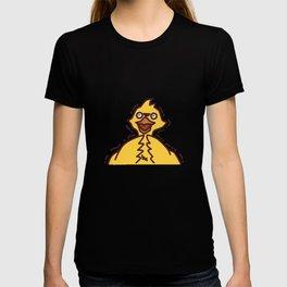Scared Chocobo T-shirt