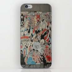 Urban art iPhone & iPod Skin