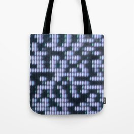 Painted Attenuation 1.2.4 Tote Bag