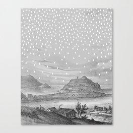 Euria Donostian Canvas Print
