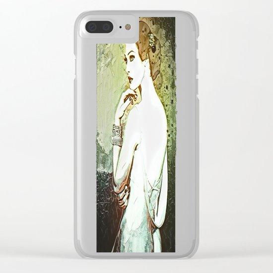 Salacia Clear iPhone Case