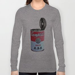 Open a can of... Long Sleeve T-shirt