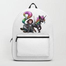 Aurelia The Crusader Backpack