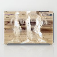spiritual iPad Cases featuring Spiritual Encounters by Nut Houch Art