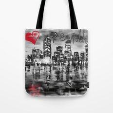 I love Perth Tote Bag