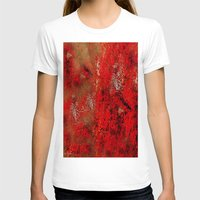 earth T-shirts featuring Earth by Saundra Myles
