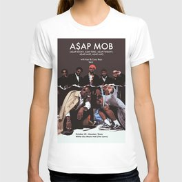 A$AP Mob  Too Cozy T-shirt