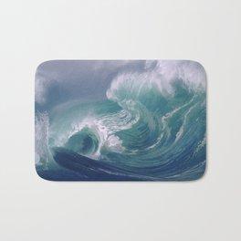 wave Bath Mat