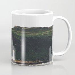 The Rubha Nan Gall Lighthouse Coffee Mug