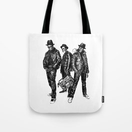 the Legend of Hip Hop Tote Bag