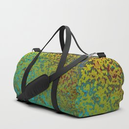 Colorful Corroded Background G292 Duffle Bag