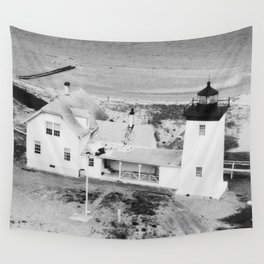 Long Point Lighthouse  Wall Tapestry