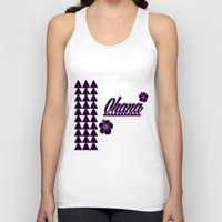 ohana Tank Tops featuring Ohana by Lonica Photography & Poly Designs