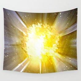 6000 Grad Celsius. Wall Tapestry