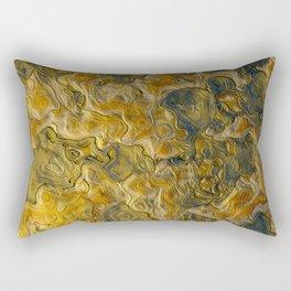 Abstract Studio 5 Rectangular Pillow