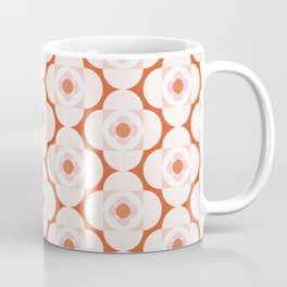 Flower Shapes | Pinkish Coffee Mug