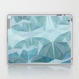 Winter geometric style - minimalist Laptop & iPad Skin